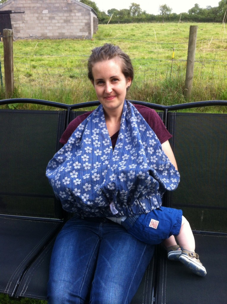 Faye & Lou Breastfeeding Butterfly Review
