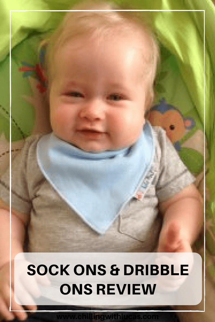 socks ons and dribble ons review#parenting #style