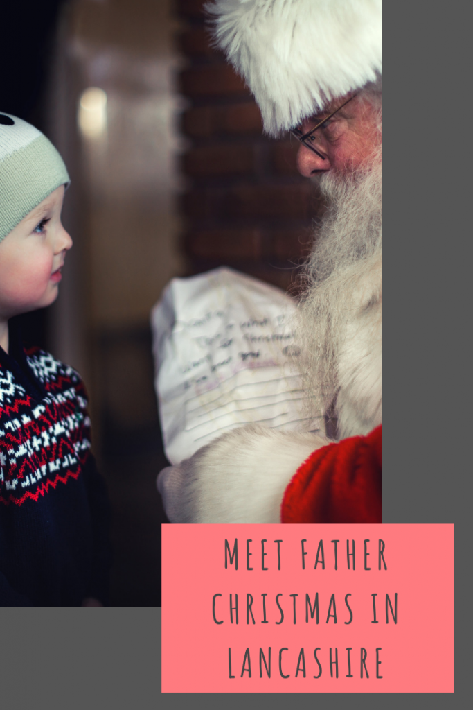 Where to meet Father Christmas in #Lancashire