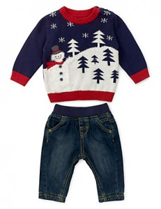 Marks and spencer baby clothes