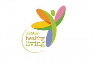 Tesco healthy living
