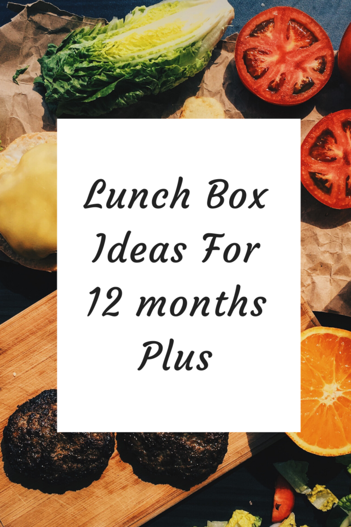 Toddler lunch box ideas for 12 months +, here are some easy recipes suitable for freezing so you can be prepared. Organix baby food review