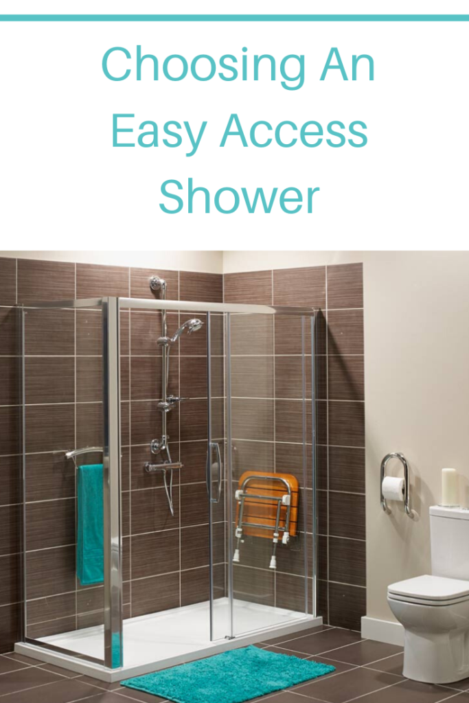 Choosing An Easy Access Shower