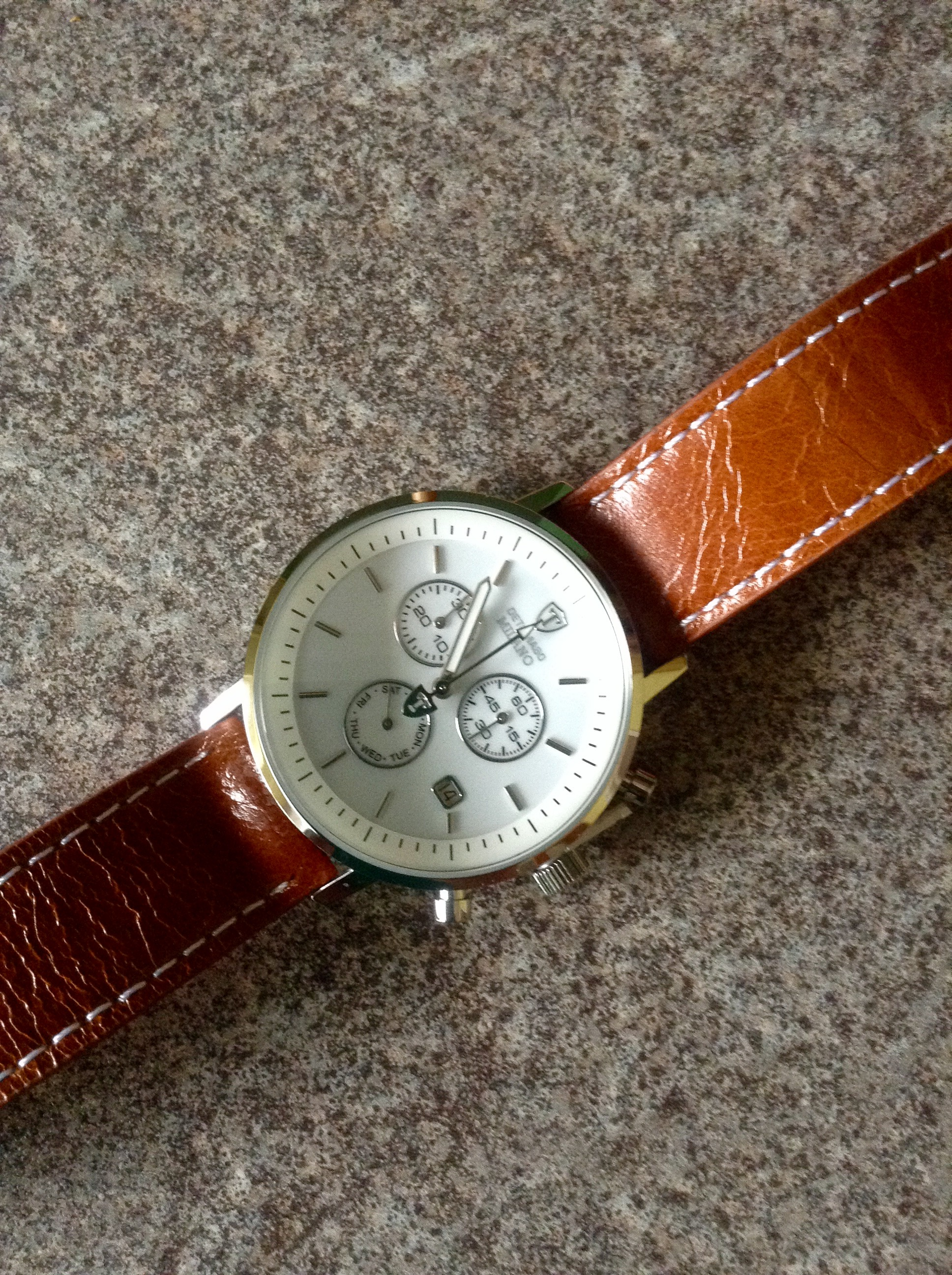 Detomaso watch review
