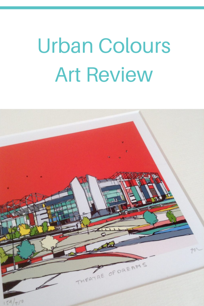 Urban Colours Art Review