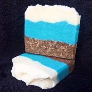 christmas gift ideas, scrub soap naturally made in wales the soapmine