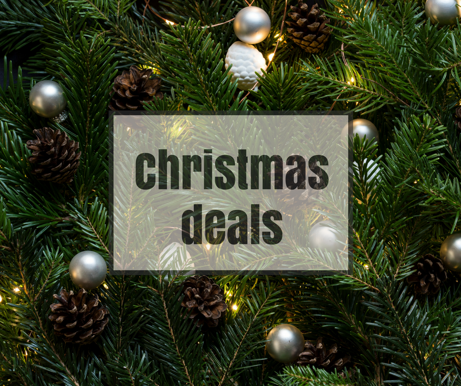 Your guide to the best deals this Christmas