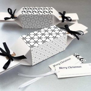 Christmas gift ideas keep this cracker, reusable crackers for Christmas, weddings, gifts