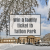 Roald dahl at tatton park this Christmas win a family ticket