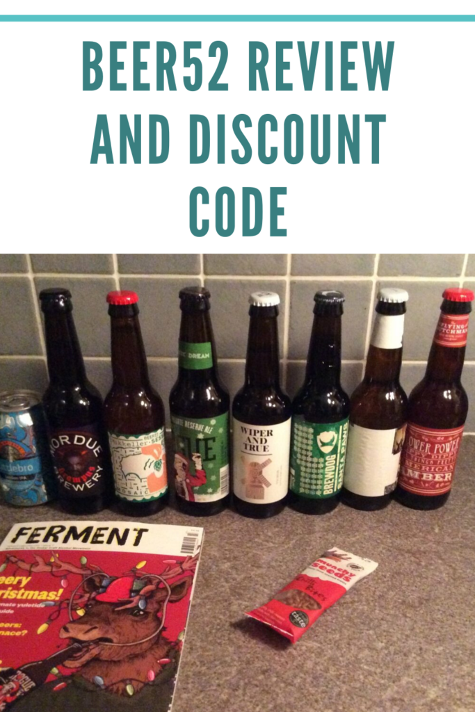 Beer52 review and discount code
