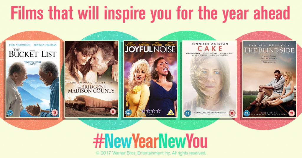 Win a bundle of inspiring dvds