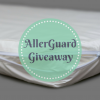 Allerguard cot matress cover giveaway