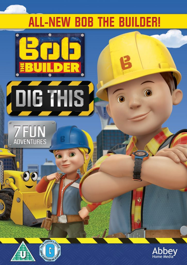 Bob the builder dvd giveaway