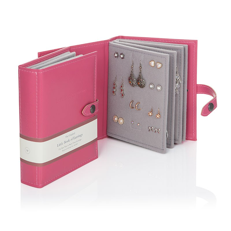 Mothers day gift ideas little book of earrings