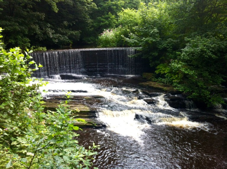 Accessible days out in Lancashire, Yarrow valley country park review