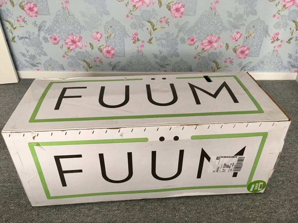 FUÜM mattress review