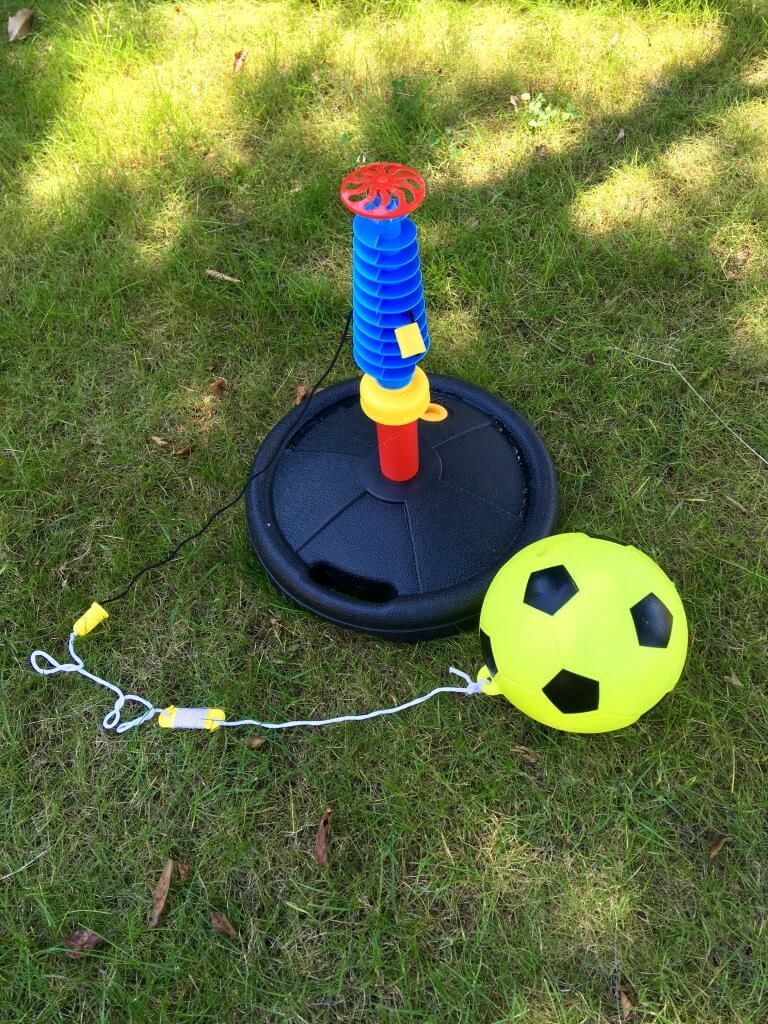 Garden fun swing ball reflex football tj Hughes