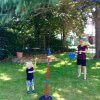 Garden fun tj Hughes swing ball reflex football