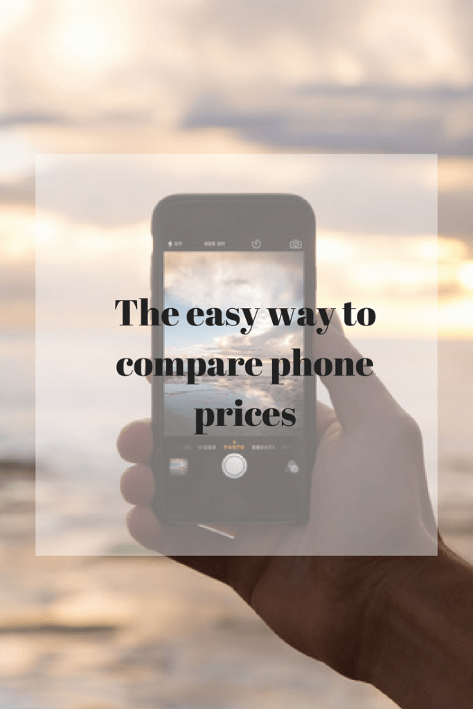 Compare phone contracts