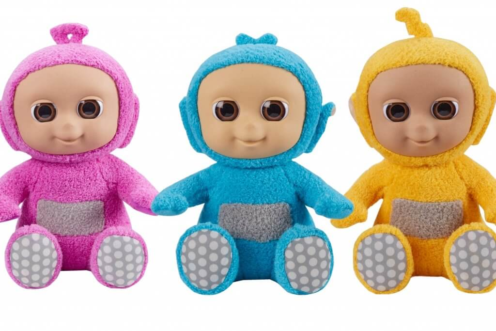 Tellytubbies giggling Tiddlytubbies