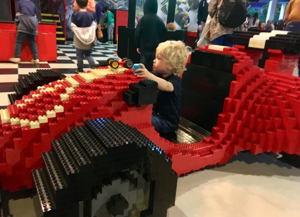Legoland Manchester review