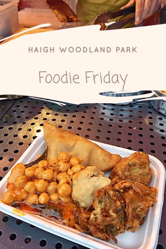 Haigh Woodland Park foodie Friday