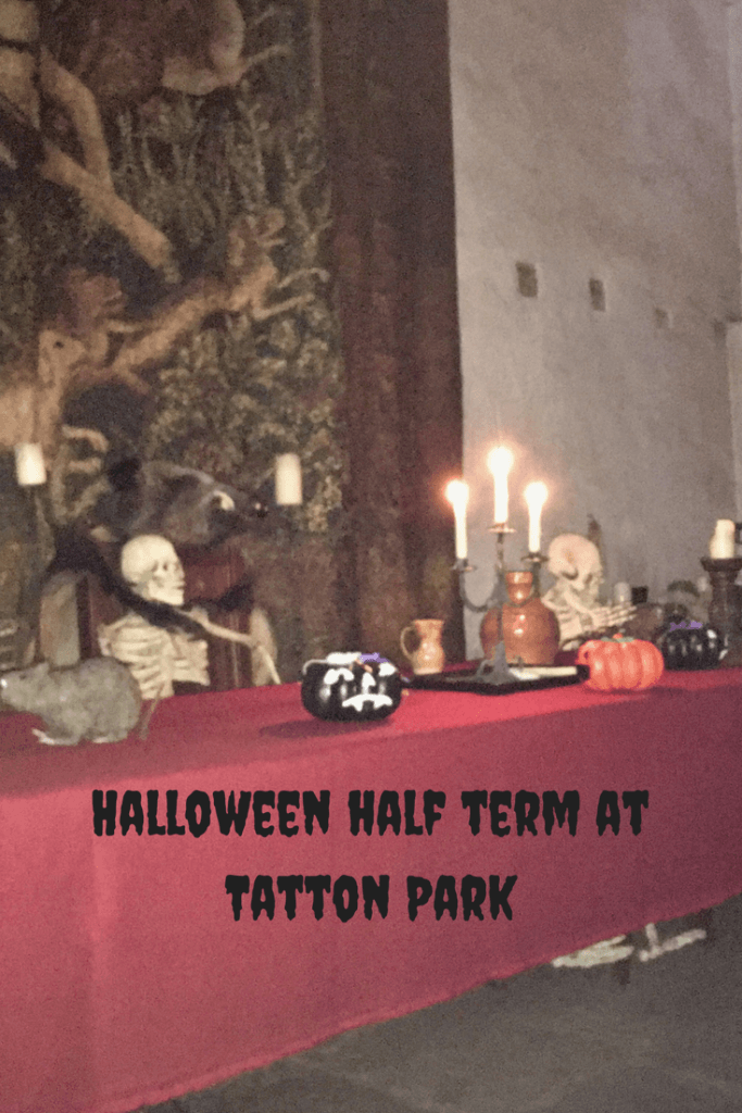 #TattonPark #Knutsford #Cheshire #Halloween