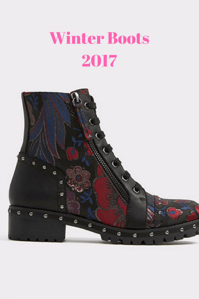 #winterboots #aw17 #fashion