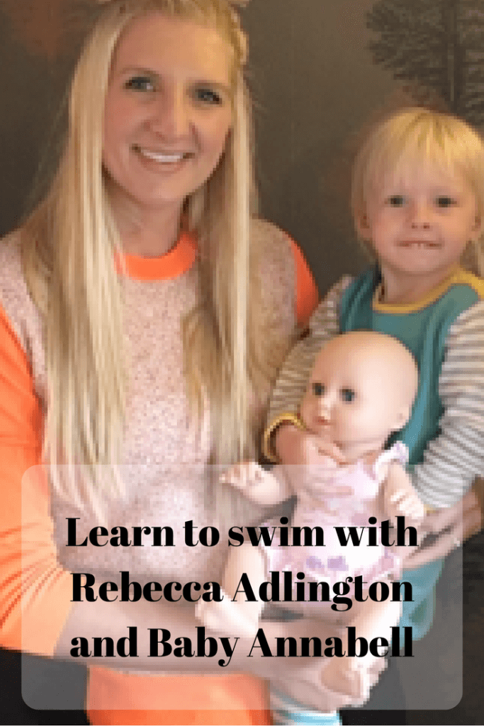 #babyannabell #rebeccaadlington #swimming #swimminglessons