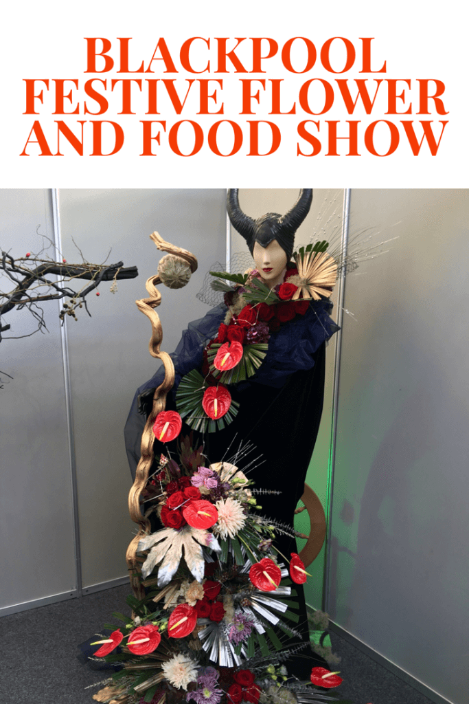 Blackpool festive flower and food show #festiveflowerandfoodshow #flowershow #foodfestival #blackpool #lancashire
