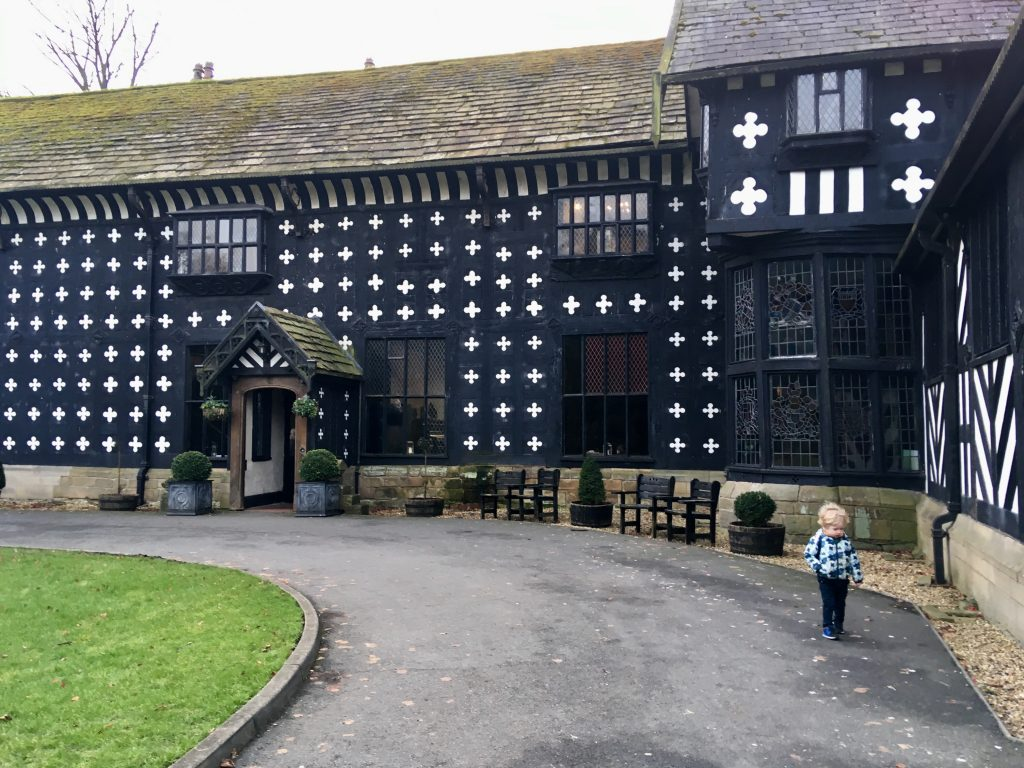 Samlesbury Hall, Preston