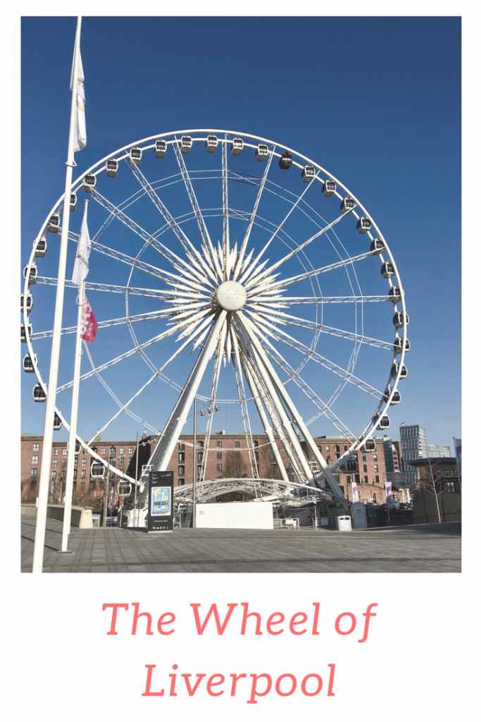 The Wheel of Liverpool #liverpool #uk