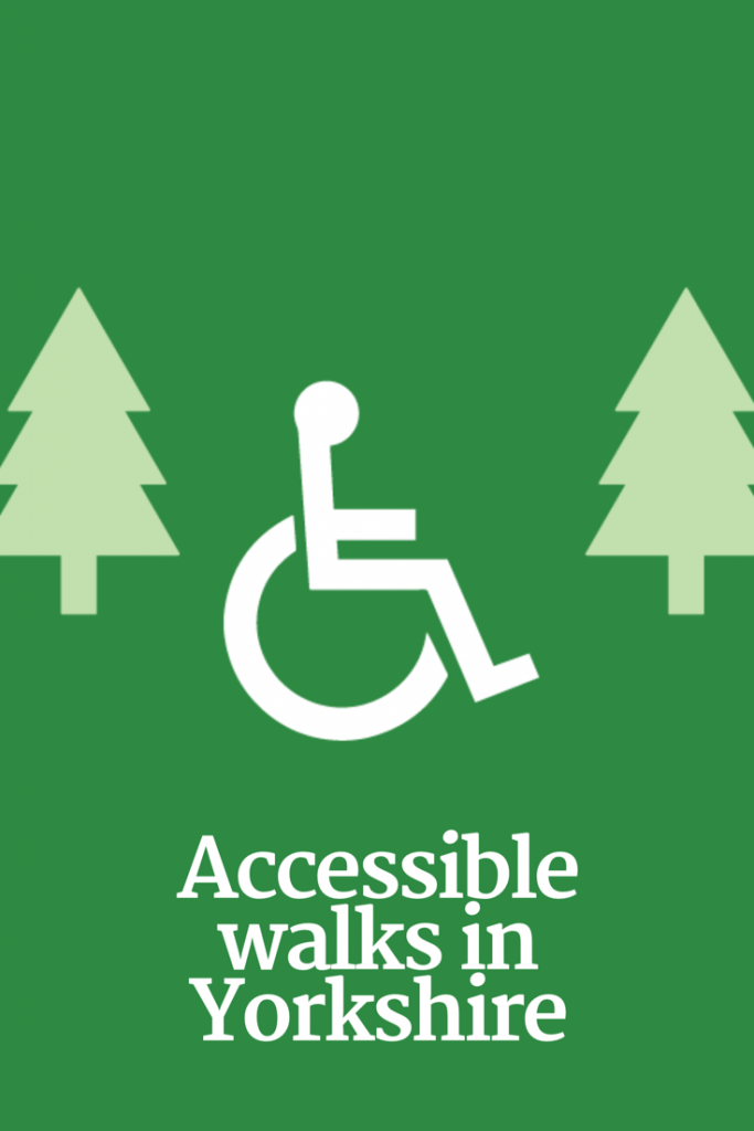 Accessible walks in Yorkshire #RediscoverReservoirs