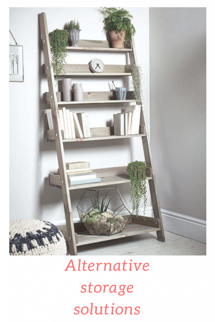 Alternative storage solutions you may not have thought of