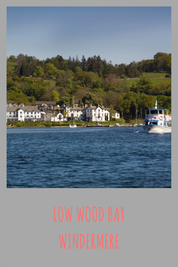 Low Wood Bay, Windermere review. A 4 star hotel on the shores of Lake Windermere in between the towns of Windermere and Ambleside