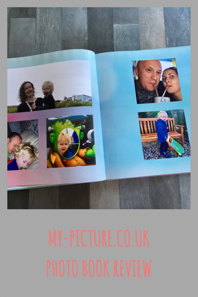 My-Picture.co.uk photo book review