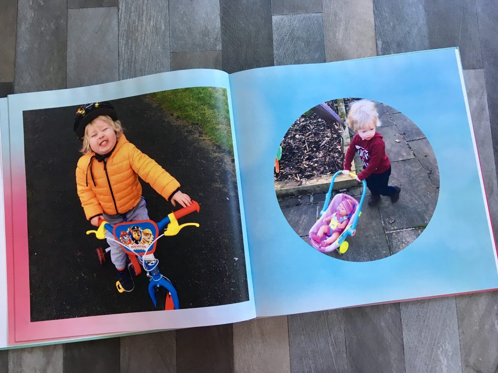 My-Picture.co.uk photo book review and giveaway