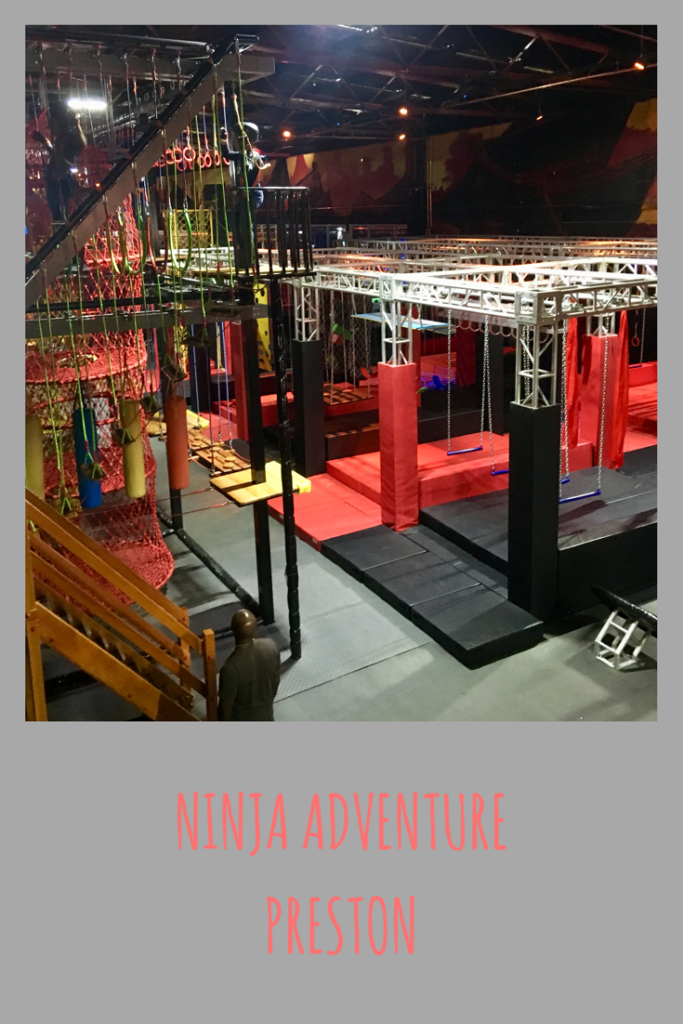 Ninja Adventure Preston review #lancashire #daysout
