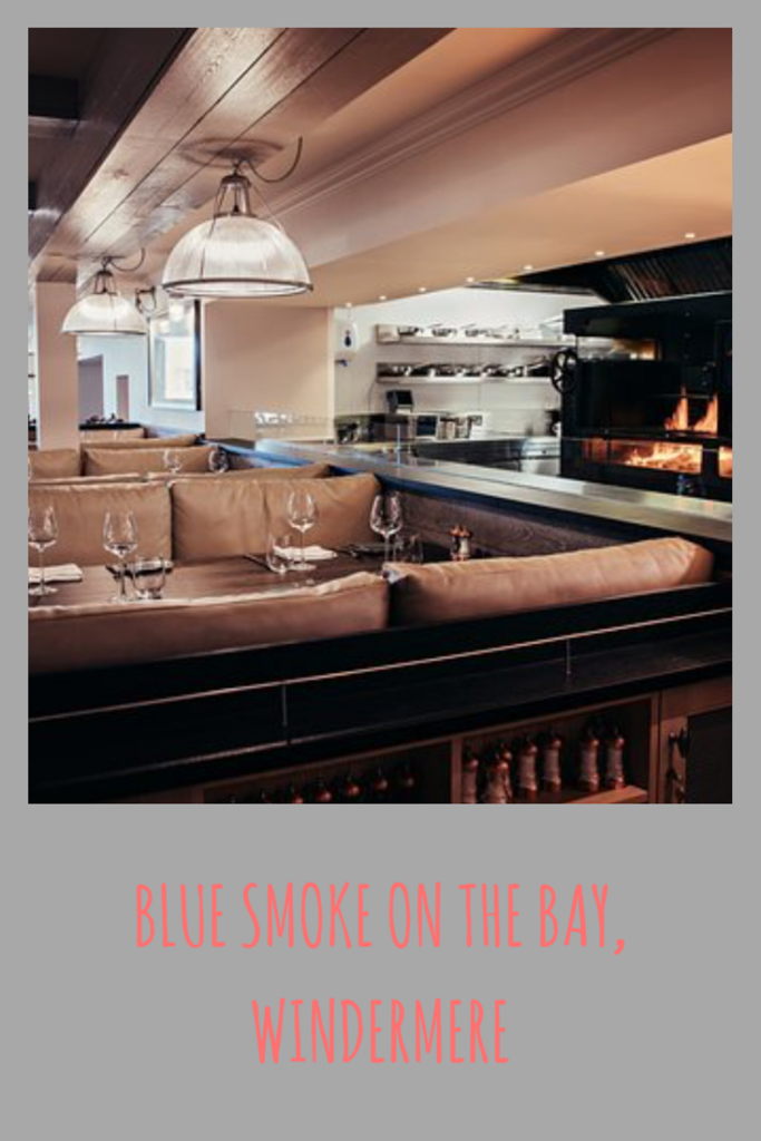 Blue Smoke on the Bay, Windermere review #englishlakes #uk #lakedistrict