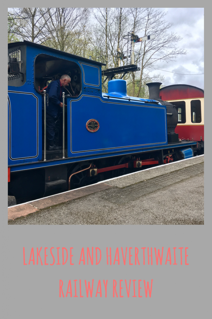 Lakeside and Haverthwaite Railway review #windermere #lakedistrict