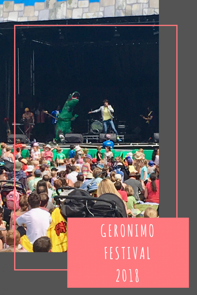 Geronimo Festival 2018 review, a family festival at Arley Hall in Cheshire
