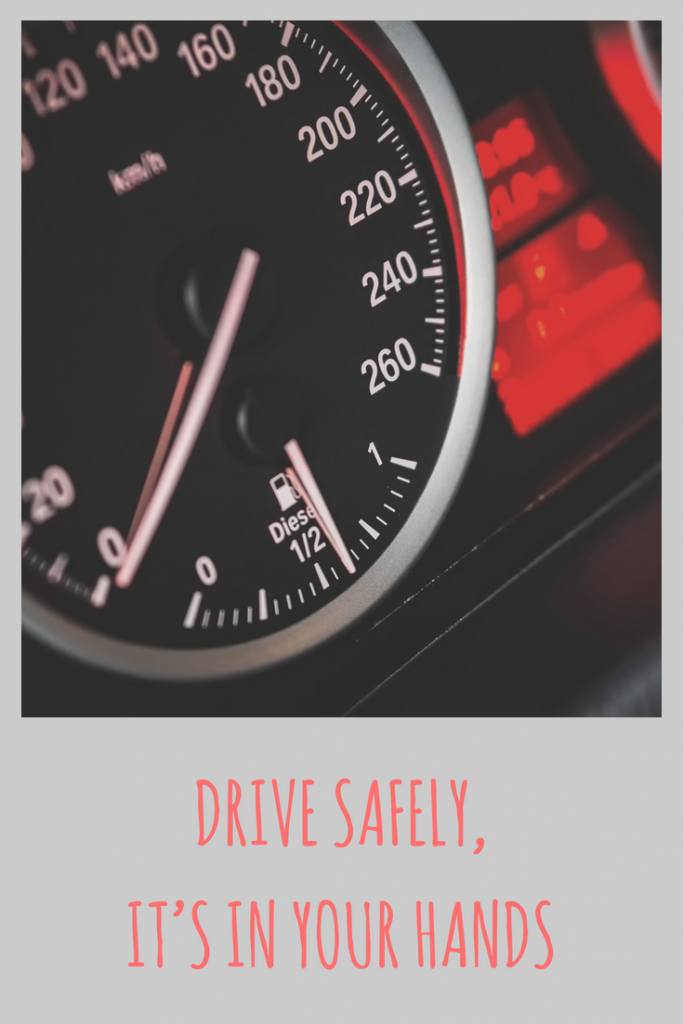 Drive safely and ensure you do these simple checks