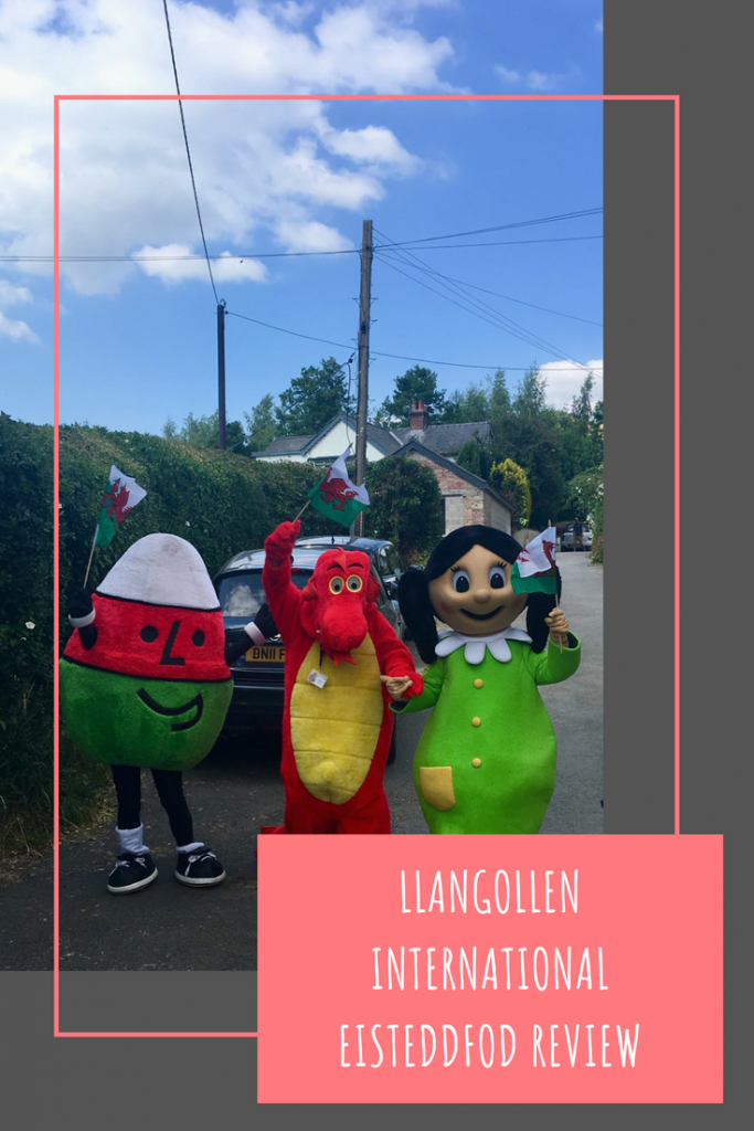 Llangollen International Eisteddfod review #llangollen2018 #llantastic #wherewaleswelcomestheworld