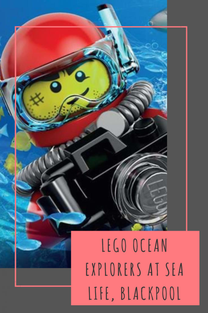 Lego Ocean Explorers at Sea Life, #Blackpool #Lancashire