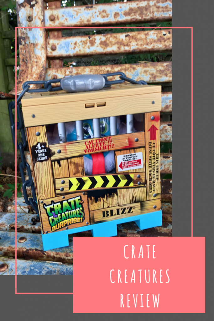 Crate creatures review