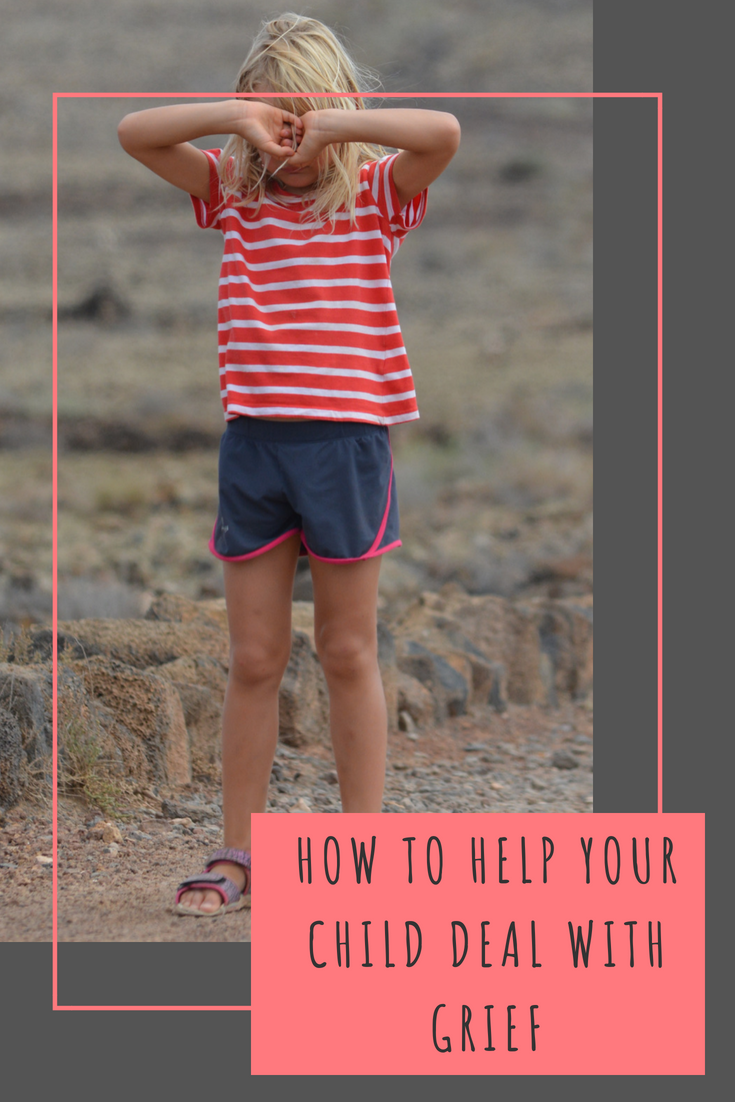 How to help a child deal with grief and death