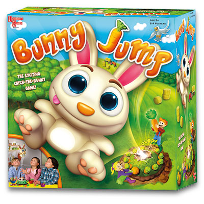 Win 2 games from University Games bunny jump