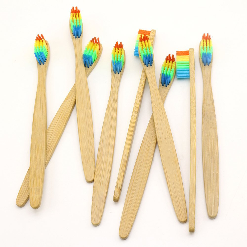 go plastic free bamboo toothbrushes