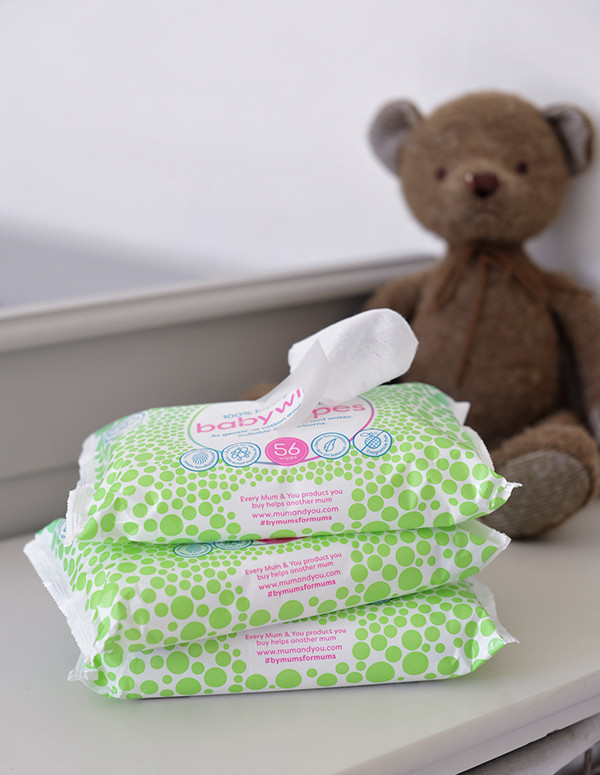 Easy ways to go plastic free 3 packs of baby wipes