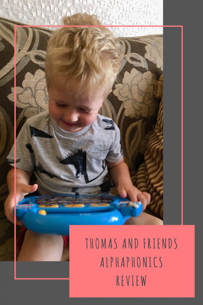 Thomas and Friends Alphaphonics review
